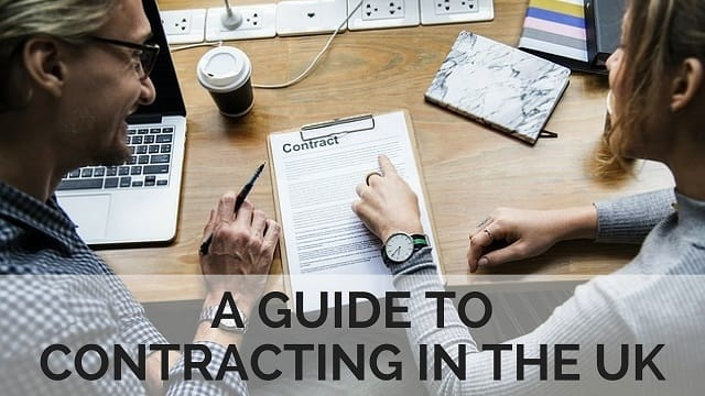 Contracting in the UK
