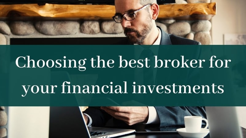 Best broker for financial investments