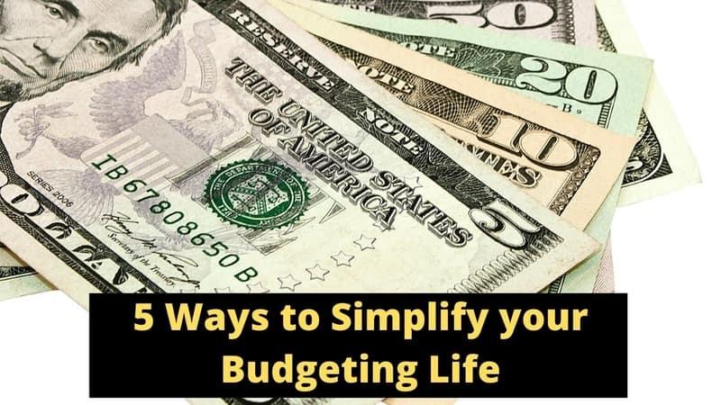 Budgeting Life